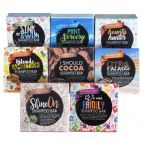 I SHOULD COCOA Brown Chocolate Shine Hair  Shampoo Bars - Bath Bubble & Beyond 50g